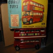 Corgi 468 London Transport Routemaster Bus